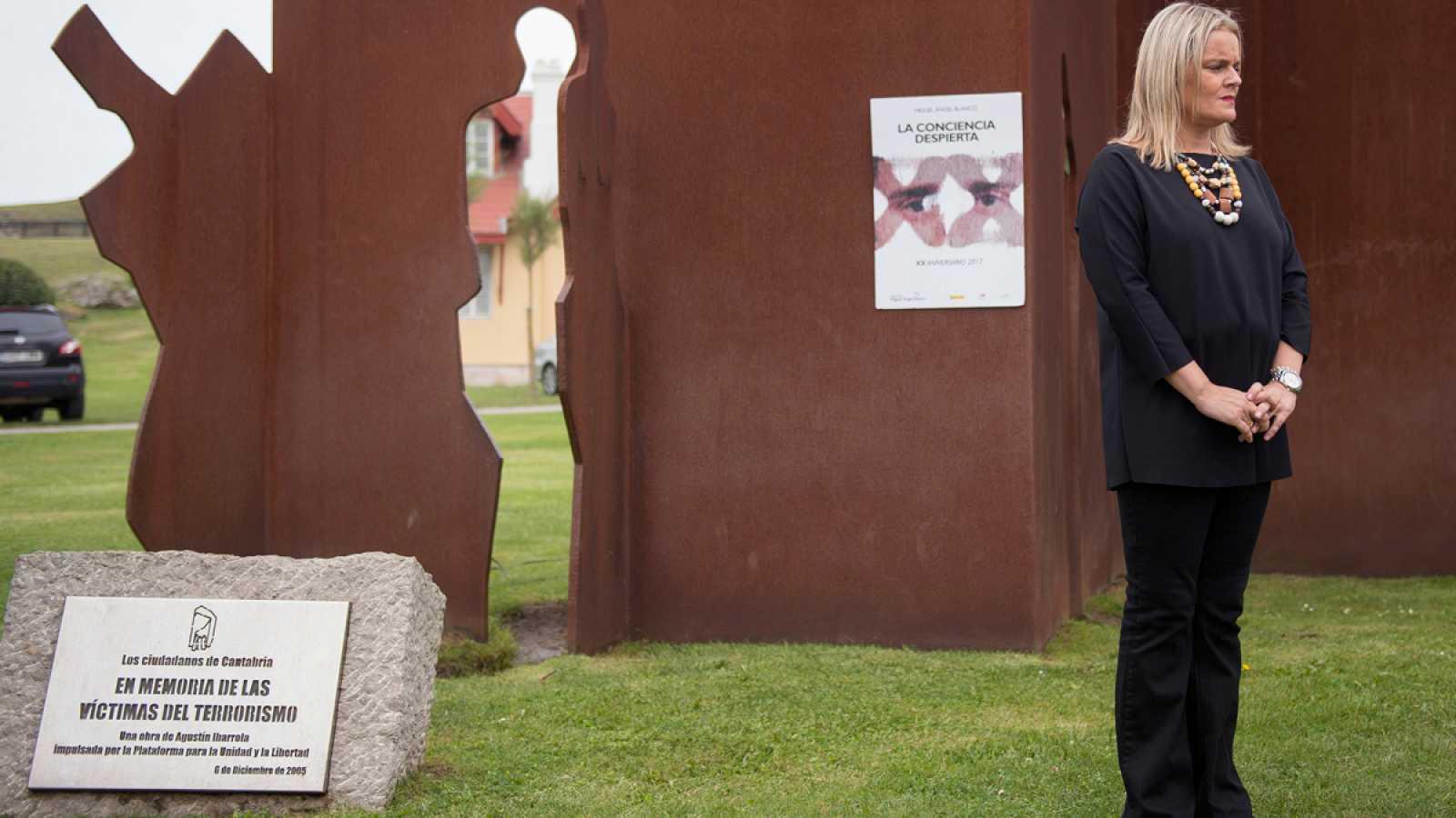 Mari Mar Blanco duda de la sinceridad de ETA y le insta a colaborar con la justicia