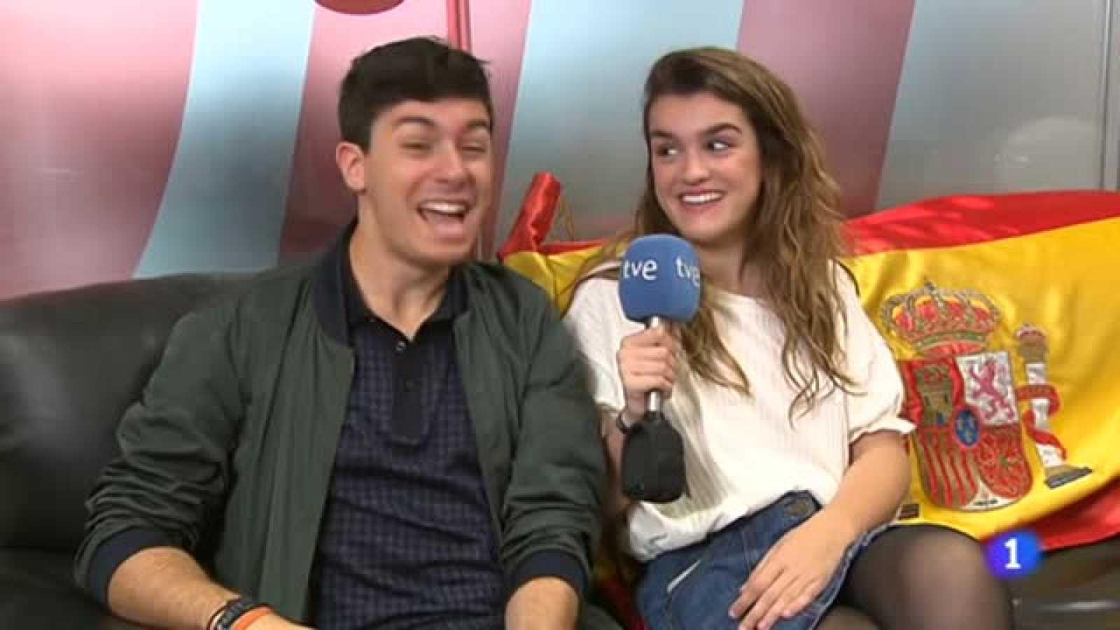 Todo listo para la Pre-party de Eurovisión en España