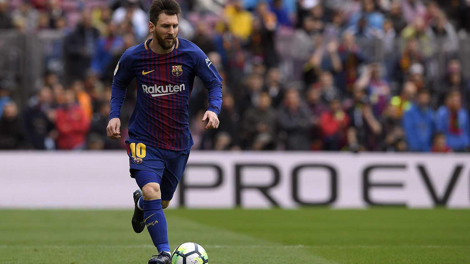 Los goles de Messi han dado mucho al Barça, especialmente en las finales, donde el argentino brilla con luz propia. En la final de Copa de este sábado contra el Sevilla todos los focos le apuntarán de nuevo.