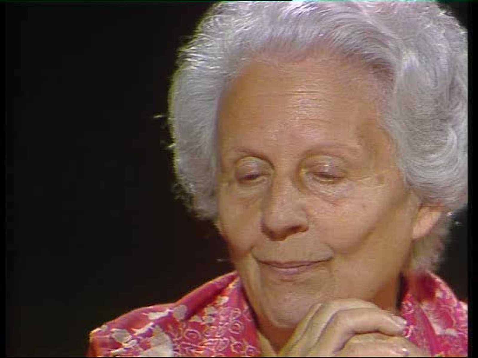 Entrevista con Mercè Rodoreda en 'Encuentros con las letras' (1981)