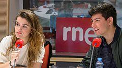 Las mañanas de RNE - Amaia canta una jota y Alfred deja un mensaje secreto en 'Las mañanas de RNE'