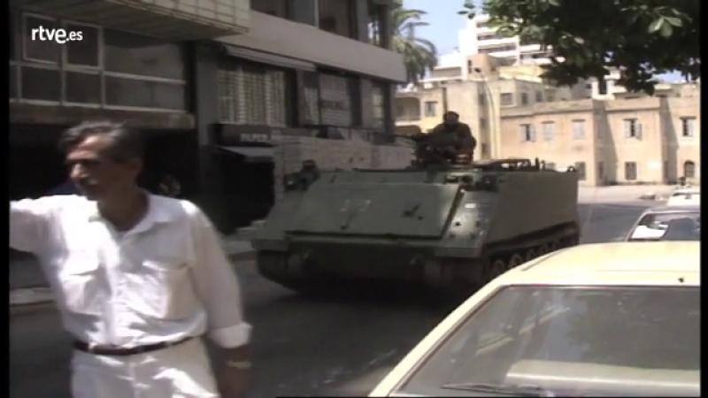 'Líbano: La penúltima batalla'