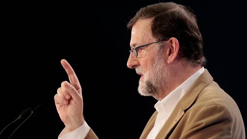 """Rajoy cree que """"lo último"""" que necesita Baleares es seguir el ejemplo de Cataluña"""