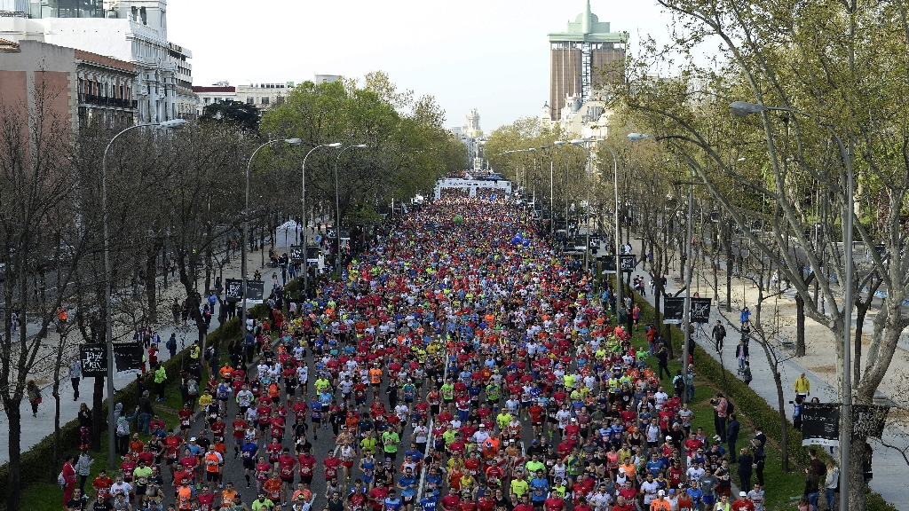 madrid marathon 2020 results