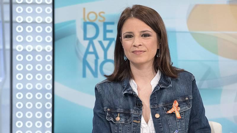 Los desayunos de TVE - Adriana Lastra, vicesecretaria general del PSOE - ver ahora
