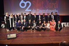 Gala Premis Sant Jordi de Cinematografia 2018
