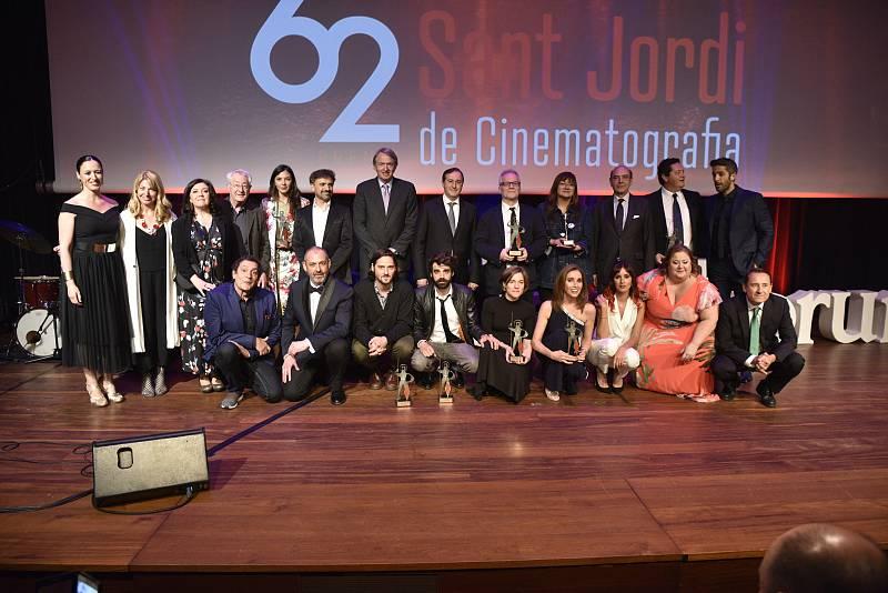 Premis Sant Jordi de Cinematografia 2018 - ver ahora