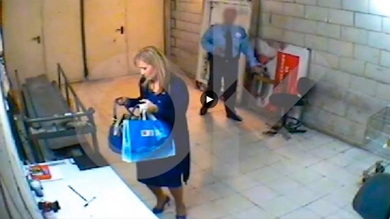 okdiario.es publica un vídeo sobre un presunto hurto de Cifuentes en 2011