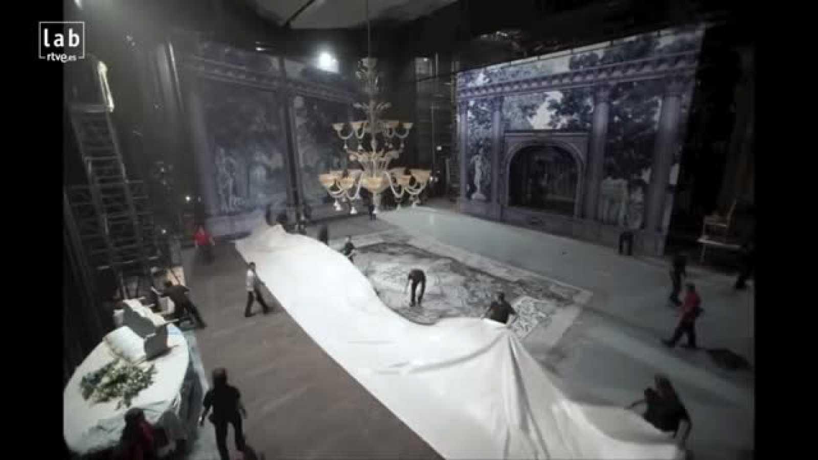 La caja escénica del Teatro Real: La mecánica al servicio de la escena