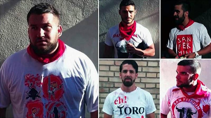 Quiénes son los miembros de 'La Manada' condenados por abuso sexual