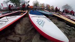 Surf - Descenso del Sella Stand Up Pádel Surf