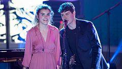Eurovisión 2018 - Rueda de prensa completa de Amaia y Alfred antes de viajar a Eurovisión