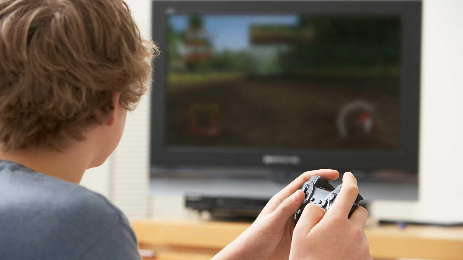 Los videojuegos crean adicción