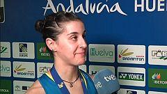 Entrevista - Carolina Marín