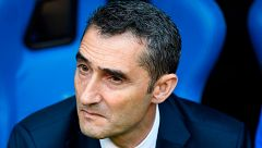 "Valverde: ""En agosto nadie podía imaginar llegar así a este momento"""
