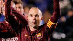 """Iniesta: """"Este club y este equipo siguen ganando cosas importantes"""""""