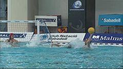 Waterpolo - Liga Europea Masculina 13ª jornada: CN Sabadell - Spandau 04