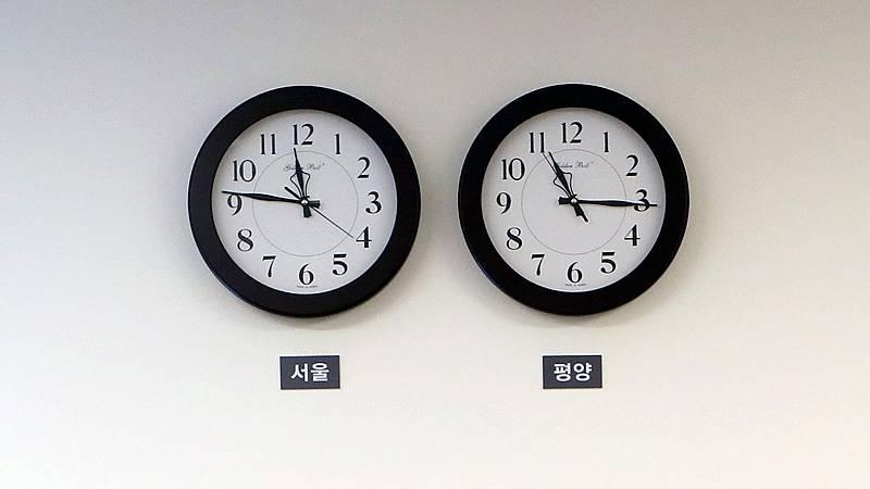 Corea del Norte unificará su uso horario con el Sur a partir del 5 de mayo