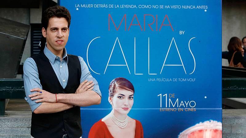 """""""María by Callas"""", el documental sobre la diva del bel canto llega al cine el 11 de mayo"""