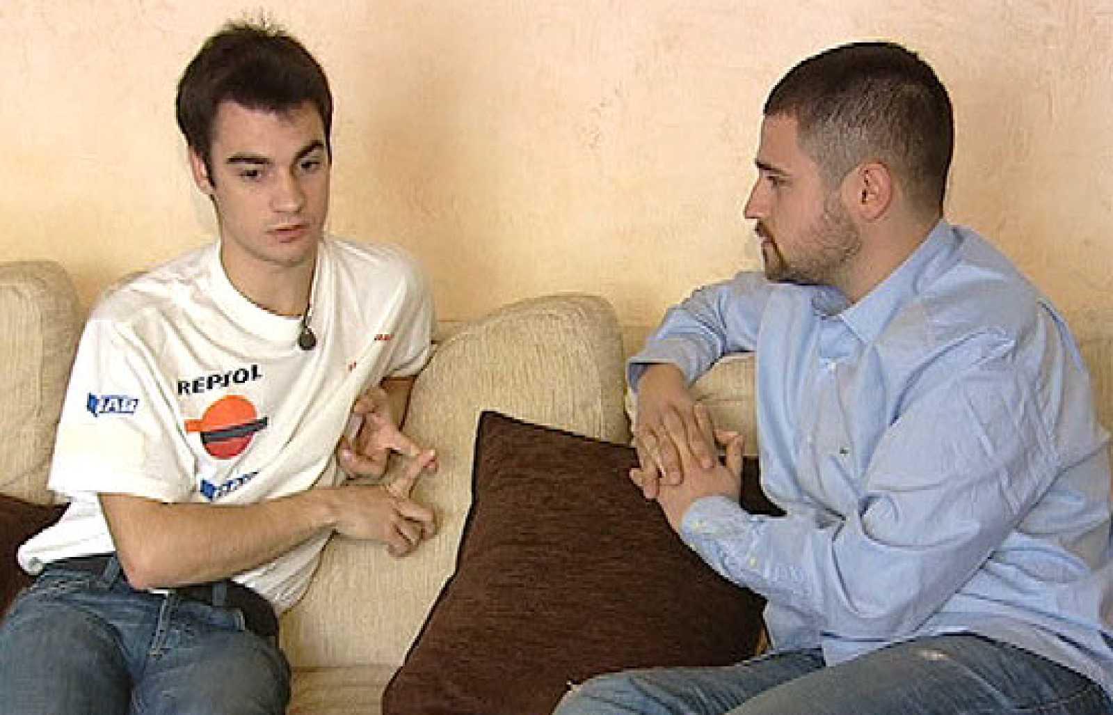 """""""Si no estoy al cien por cien, no competiré en el Gran Premio de Qatar"""", ha declarado Pedrosa."""