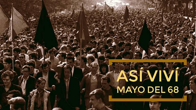 Así viví Mayo del 68