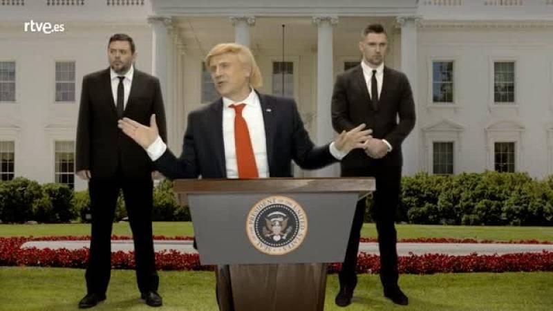 Jose Mota Presenta - Trump inmigración