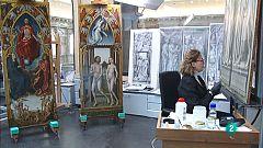 La Aventura del Saber - Taller de restauración del Museo del Prado