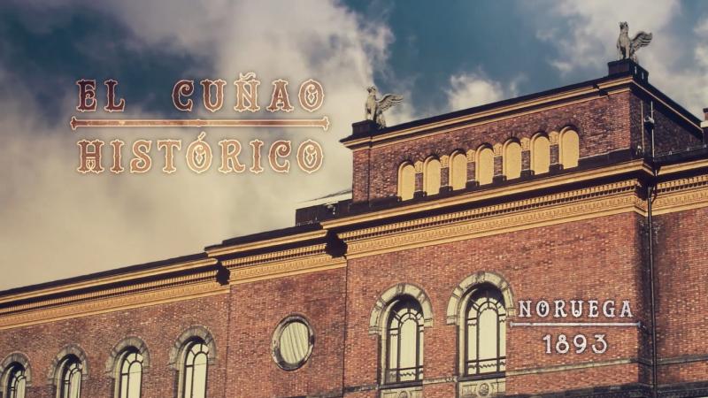 Jose Mota Presenta - Cuñado Histórico (Edward Munch)