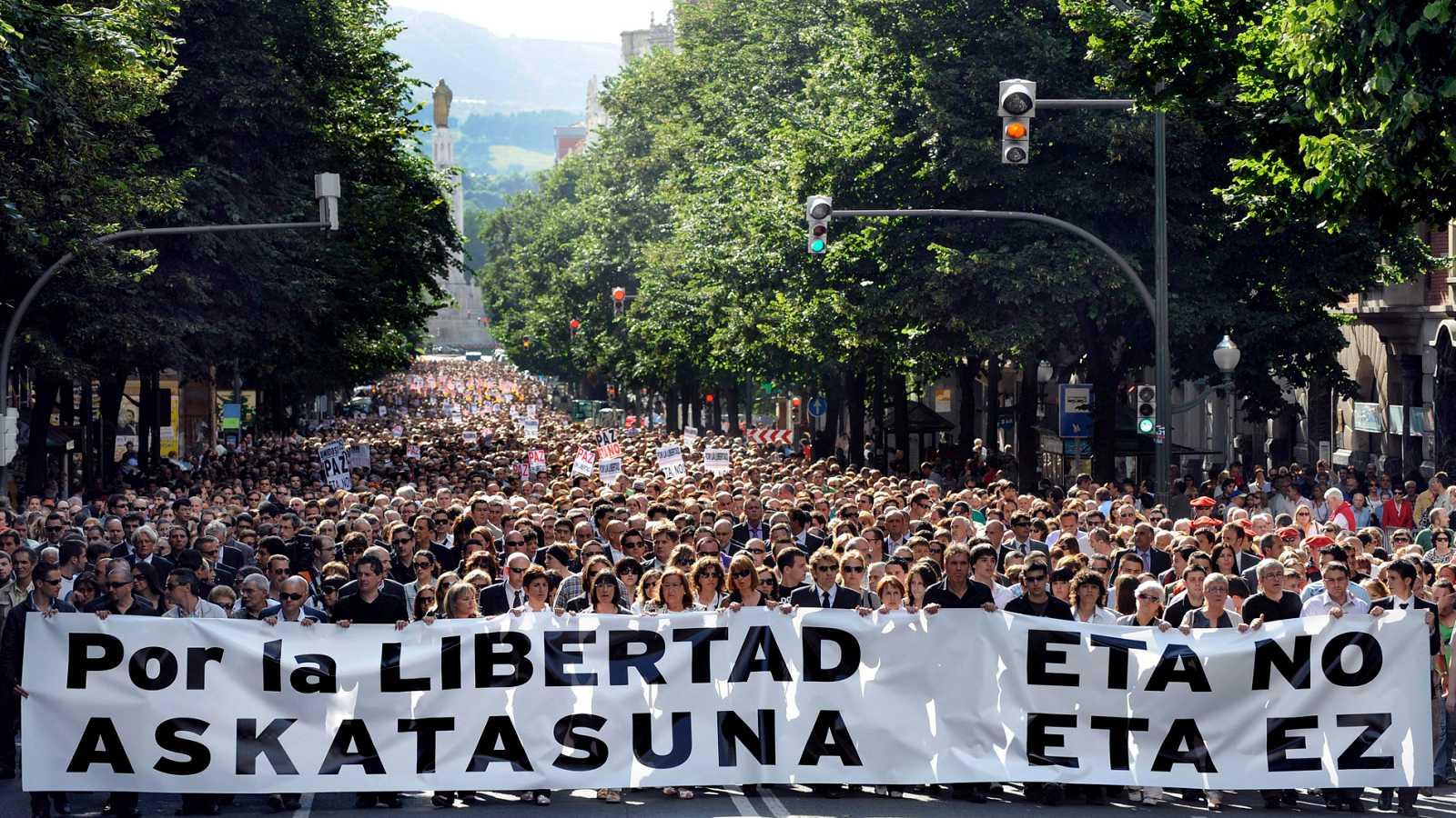 La Fundación de Víctimas del Terrorismo confía en que el Gobierno no acepte un acercamiento de presos de ETA