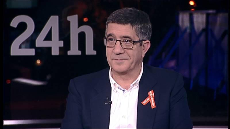 """Patxi López pide recordar y """"no caer en el montaje"""" de ETA"""" porque """"si se nos olvida puede volver a pasar"""""""