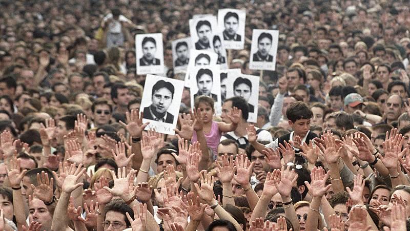 El Centro Memorial de las víctimas del terrorismo: miles de documentos de las vidas que ETA trastocó