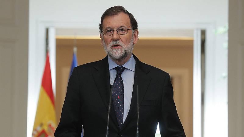 Rajoy recuerda a las víctimas de ETA y advierte que no habrá impunidad