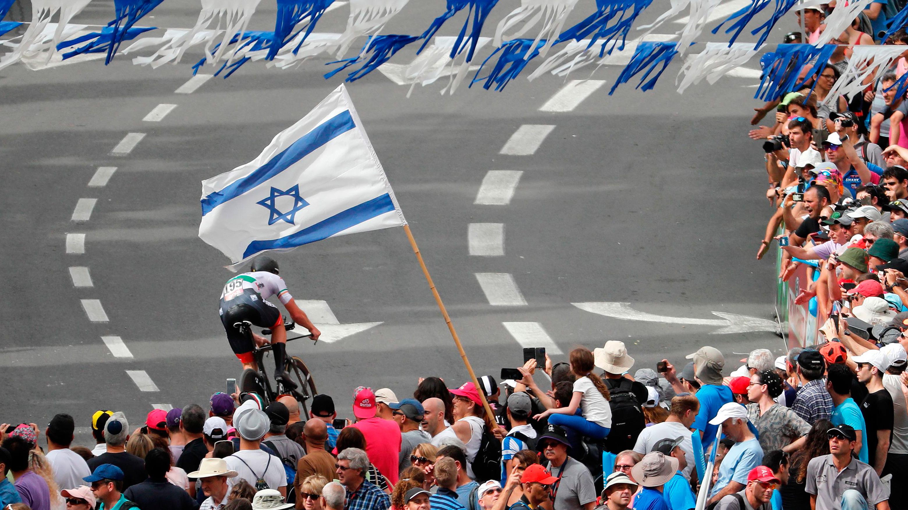 Resultado de imagen para El Giro en Jerusalén