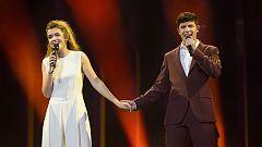 """España directo - Una puesta en escena """"elegante y sencilla"""" para Eurovisión 2018"""