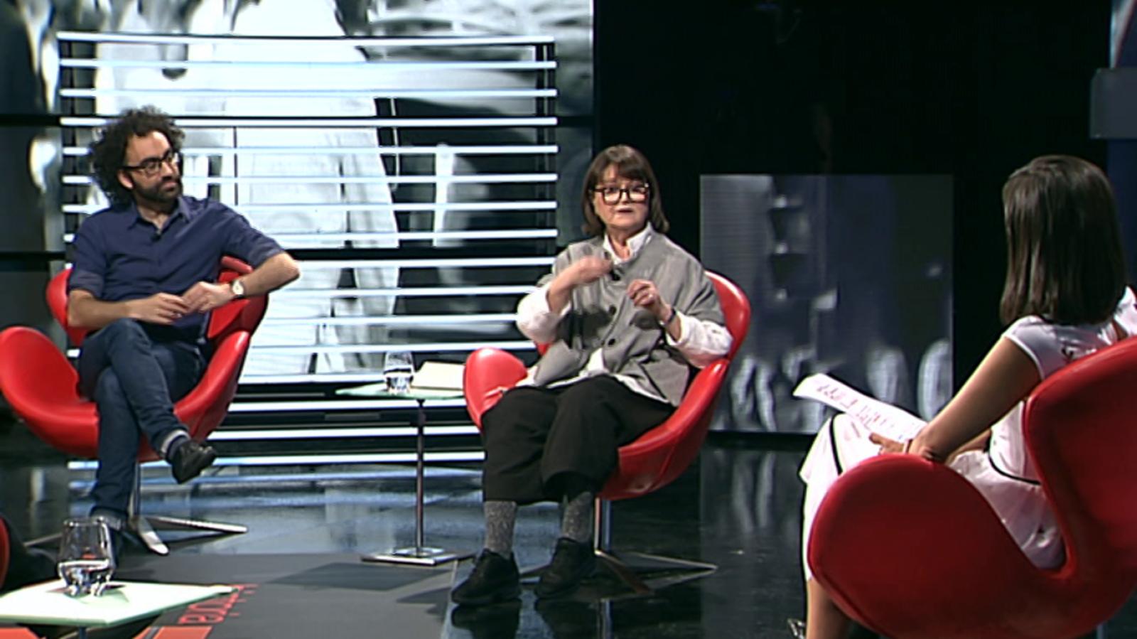Historia de nuestro cine - Coloquio: Documentales - ver ahora