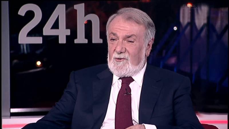 """Mayor Orja: ETA es ¿un proyecto político de ruptura¿ que sigue """"vivísimo"""""""