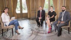 Conversatorios en Casa de América - Julio Batista Rodríguez, Alicia Hernández y Juan Mascardi