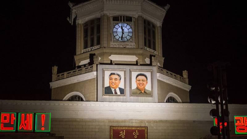 Corea del Norte adelanta 30 minutos su horario para unificarlo con el de Corea del Sur