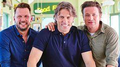 Otros documentales - El club de la lucha gastronómica de Jamie y Jimmy: John Bishop