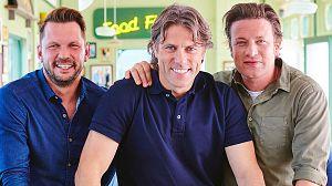 El club de la lucha gastronómica de Jamie y Jimmy: J. Bishop