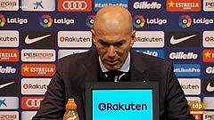 """Zidane: """"Lo de Cristiano Ronaldo parece poca cosa"""""""