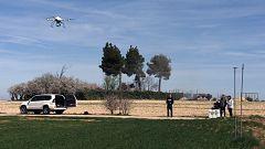 Crónicas - Bajo el ojo del dron