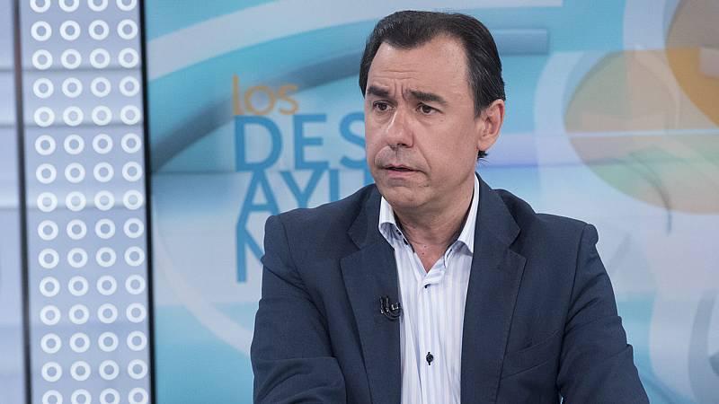 """Martínez-Maillo: """"El PP de Madrid, como siempre ha hecho, presentará a un candidato muy potente"""" a las elecciones autonómicas"""