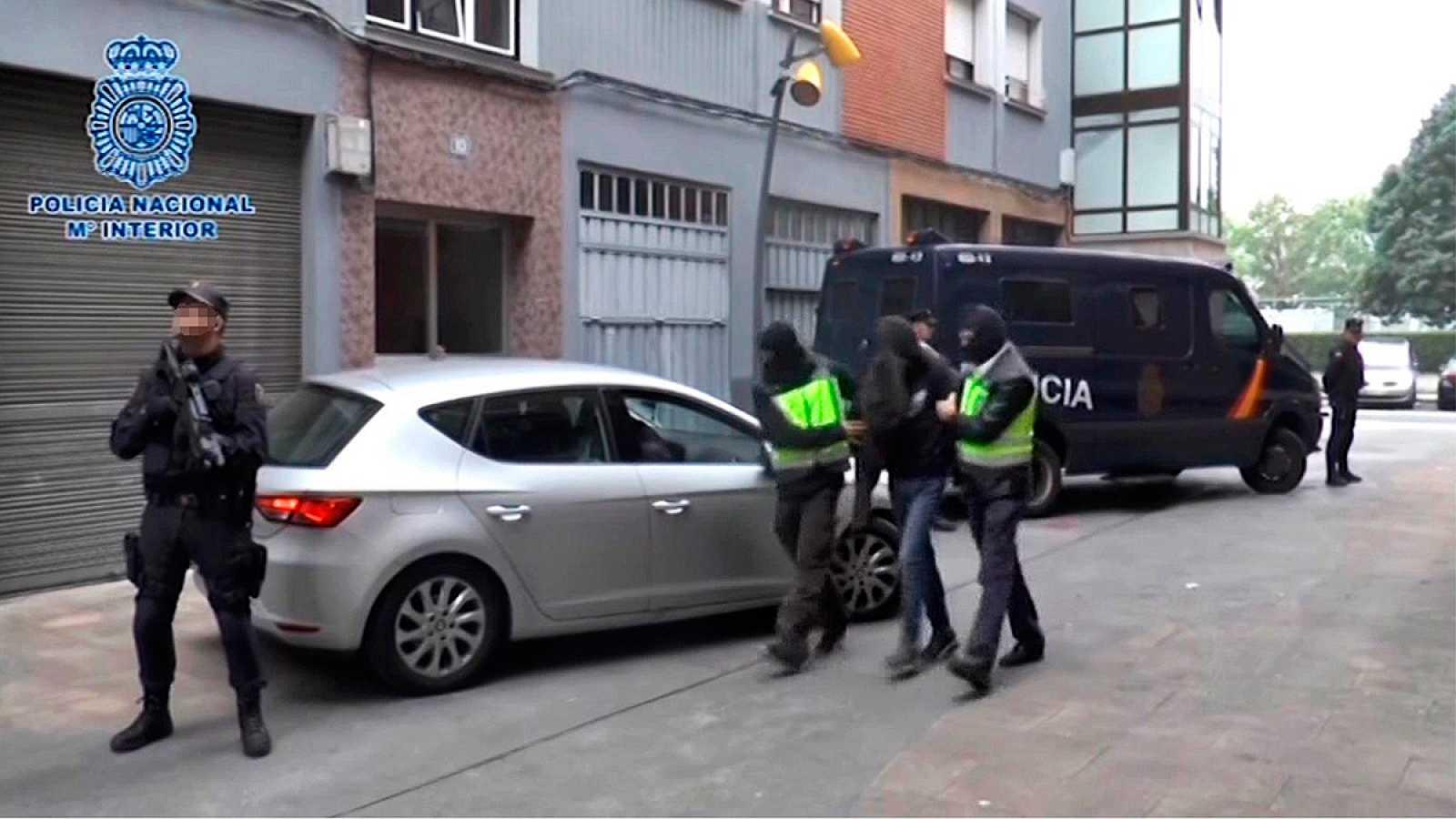 Dos detenidos en España y tres en Marruecos de una red yihadista que incitaba a cometer atentados