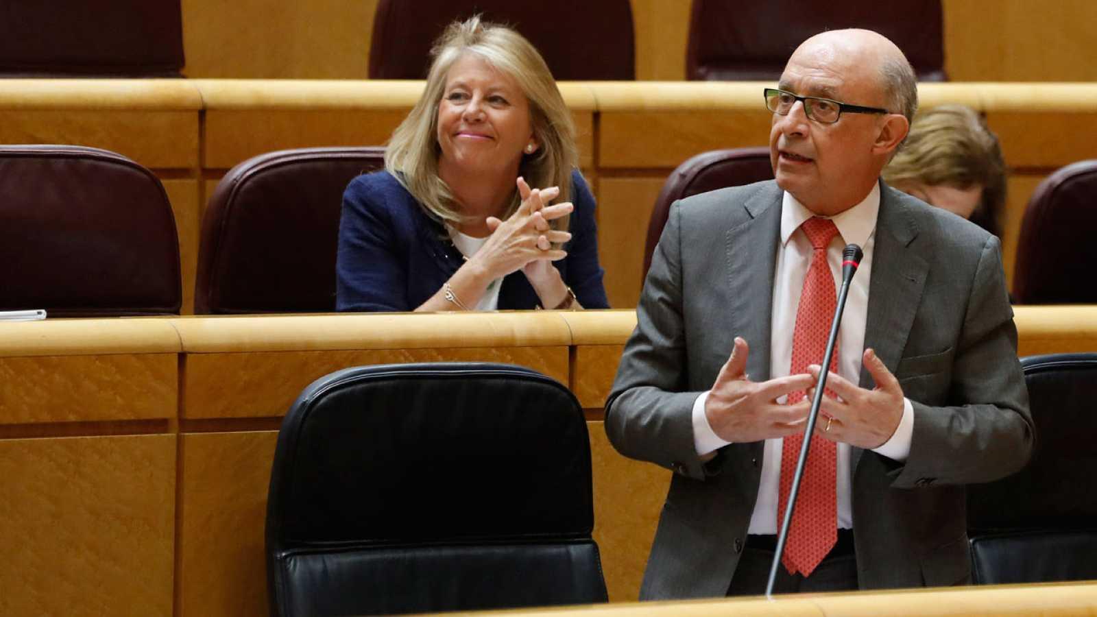 """Montoro, al PSOE: si no le gusta RTVE, """"cambie de canal"""""""