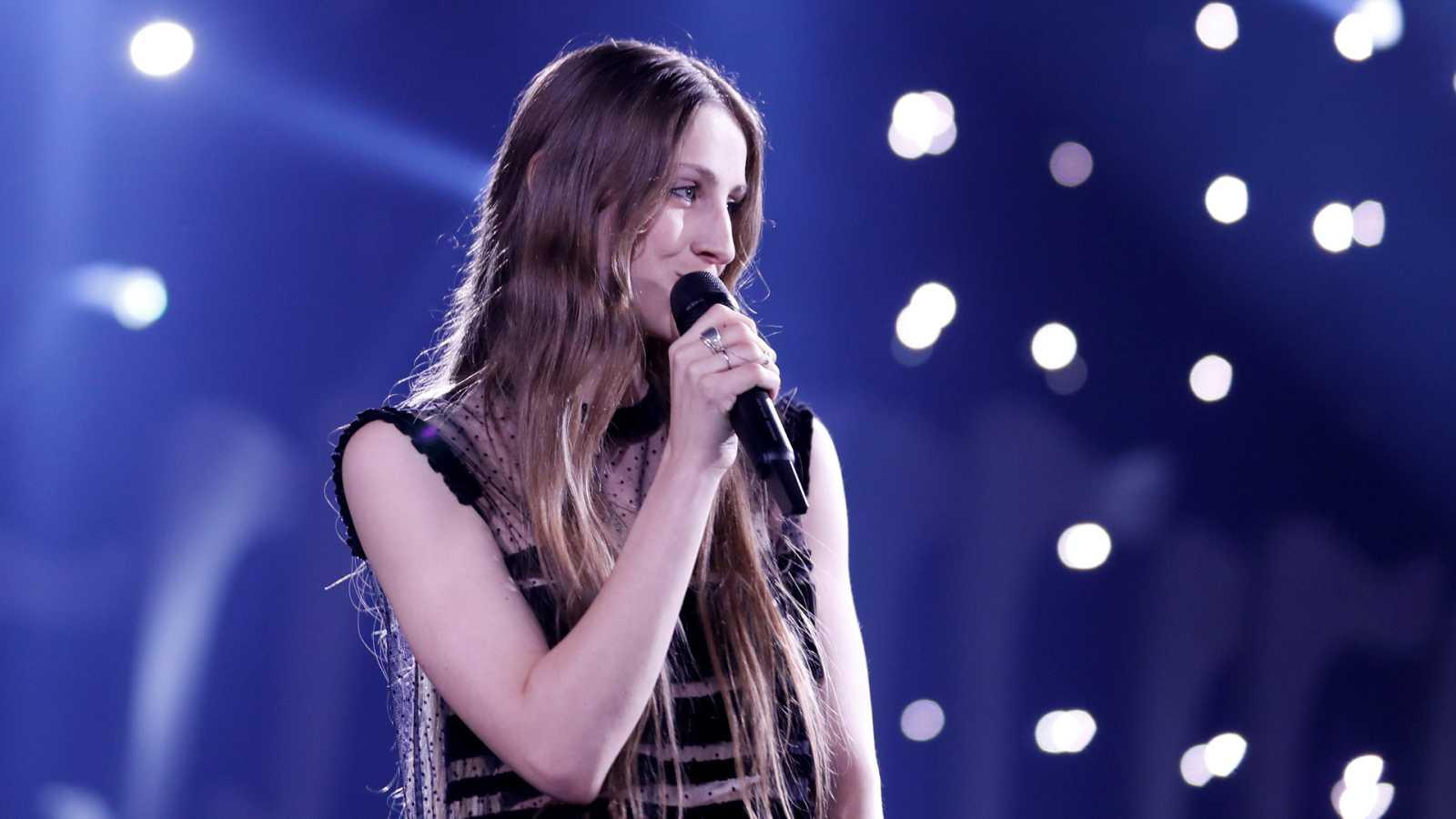 """Eurovisión - Bélgica: Sennek canta """"A matter of time"""" en la primera semifinal de Eurovisión 2018"""