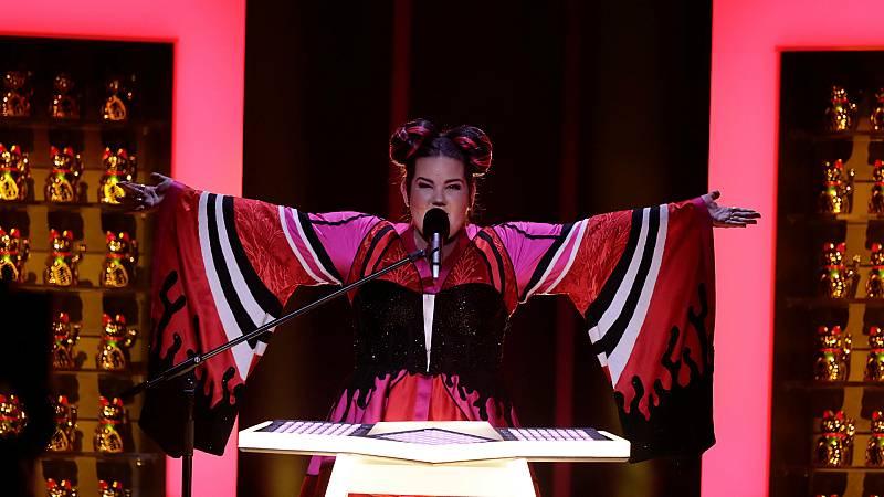 """Eurovisión - Israel: Netta Barzilai canta """"Toy"""" en la primera semifinal de Eurovisión 2018"""