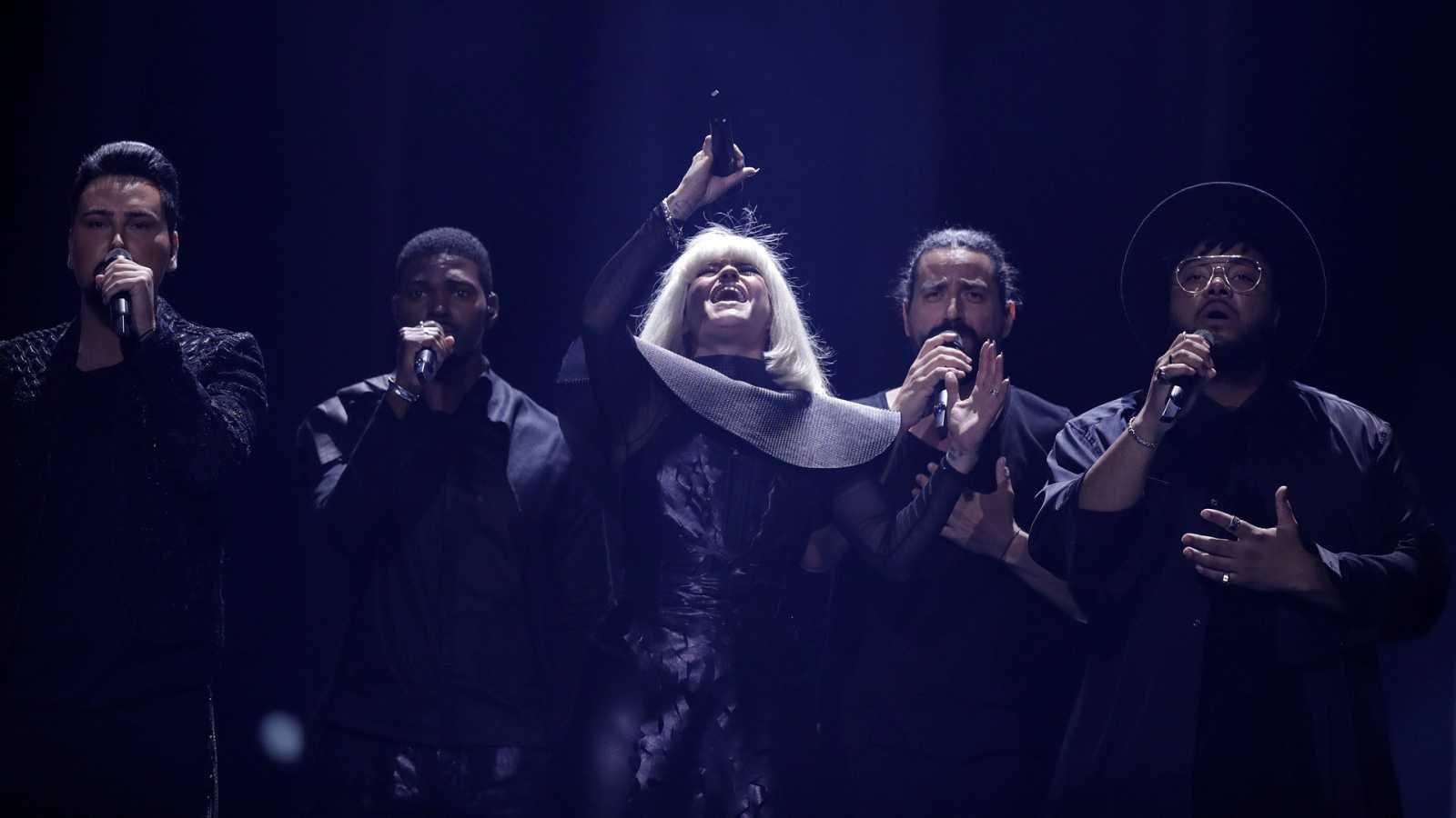 """Eurovisión - Bulgaria: EQUINOX canta """"Bones"""" en la primera semifinal de Eurovisión 2018"""