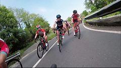 Ciclismo - Copa de España Féminas Cofidis. Prueba Balmaseda y Burgos