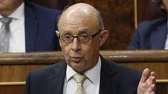 Montoro insiste en que el nombramiento del nuevo presidente de RTVE es competencia del Parlamento y no del Gobierno